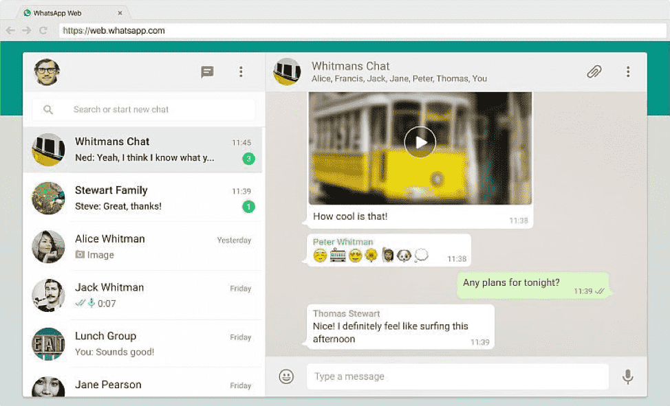 whatsapp-web-chat