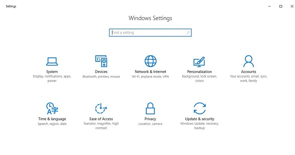 windows-settings