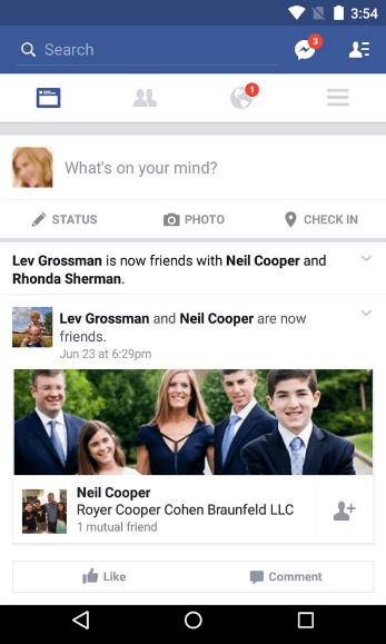 facebook-aplicación