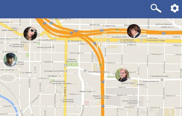 facebook-friends-map
