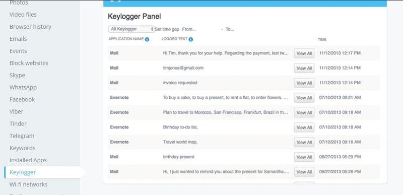 mspy-keylogger